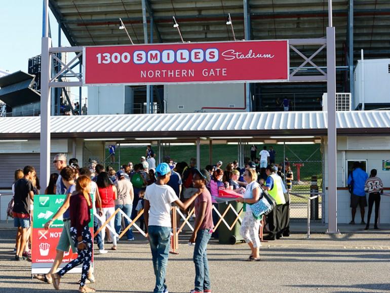1300SMILES Stadium