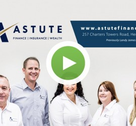 Astute Financial TVC