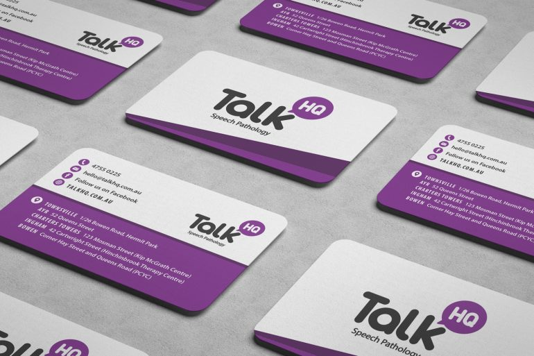 Talk HQ Stationery